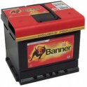 Autobaterie BANNER POWER BULL 12 V 50 Ah 450 A P50 03