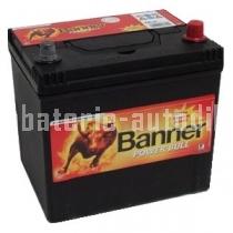 Autobaterie BANNER POWER BULL 12 V 60 Ah 480 A P60 68 ASIA PRAVÁ