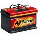 Autobaterie BANNER POWER BULL 12 V 60 Ah 540 A P60 09