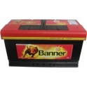 Autobaterie BANNER POWER BULL 12 V 88 Ah 700 A P88 20