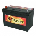 Autobaterie BANNER POWER BULL 12 V 95 Ah 720 A P95 05 ASIA LEVÁ