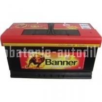 Autobaterie BANNER POWER BULL 12 V 95 Ah 780 A P95 33