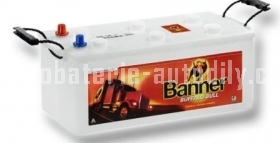 Autobaterie BANNER BUFFALO BULL 12 V 110 Ah 720 A 610 47