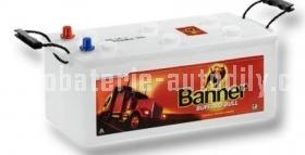 Autobaterie BANNER BUFFALO BULL 12 V 225 Ah 1050 A 725 11