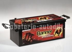 Autobaterie BANNER BUFFALO BULL SHD PROFESSIONAL 12 V 225 Ah 1150 A SHD PRO 725 03
