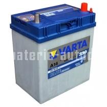 Autobaterie VARTA BLUE DYNAMIC 12 V 40 Ah 330 A 540126 ASIA PRAVÁ