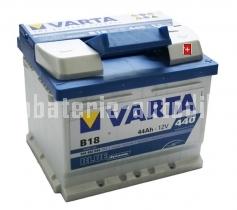 Autobaterie VARTA BLUE DYNAMIC 12 V 44 Ah 440 A 544402