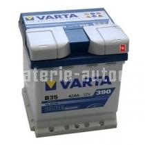 Autobaterie VARTA BLUE DYNAMIC 12 V 42 Ah 390 A 542100