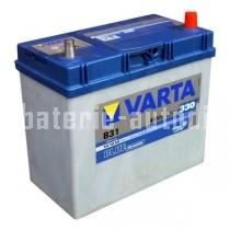 Autobaterie VARTA BLUE DYNAMIC 12 V 45 Ah 330 A 545155 ASIA PRAVÁ