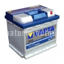 Autobaterie VARTA BLUE DYNAMIC 12 V 52 Ah 470 A 552400