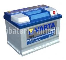Autobaterie VARTA BLUE DYNAMIC 12 V 60 Ah 540 A 560409
