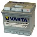 Autobaterie VARTA SILVER DYNAMIC 12 V 54 Ah 530 A 554400
