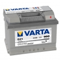 Autobaterie VARTA SILVER DYNAMIC 12 V 61 Ah 600 A 561400