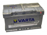 Autobaterie VARTA SILVER DYNAMIC 12 V 85 Ah 800 A 585200