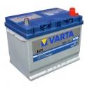 Autobaterie VARTA BLUE DYNAMIC 12 V 70 Ah 630 A 570412 ASIA PRAVÁ