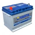 Autobaterie VARTA BLUE DYNAMIC 12 V 70 Ah 630 A 570413 ASIA LEVÁ