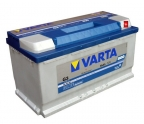 Autobaterie VARTA BLUE DYNAMIC 12 V 95 Ah 800 A 595402