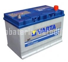 Autobaterie VARTA BLUE DYNAMIC 12 V 95 Ah 830 A 595404 ASIA PRAVÁ