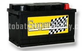 Autobaterie SUPERSTART 12 V 72 Ah 600 A S7212