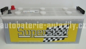 Autobaterie SUPERSTART HD 12 V 140 Ah 720 A S14035