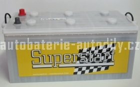 Autobaterie SUPERSTART HD 12 V 225 Ah 1050 A S22511