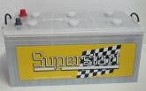 Autobaterie SUPERSTART HD 12 V 225 Ah 1050 A S22511