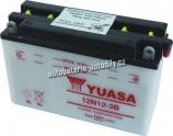 Motobaterie YUASA STANDARD 12 V 12 Ah 120 A 12N12-3B