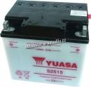 Motobaterie YUASA STANDARD 12 V 25 Ah 247 A 52515