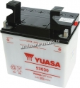 Motobaterie YUASA STANDARD 12 V 30 Ah 300 A 53030