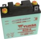 Motobaterie YUASA STANDARD 6 V 7 Ah B39-6