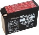 Motobaterie YUASA SUPER MF 12 V 2,3 Ah 40 A YT4B-BS