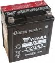 Motobaterie YUASA SUPER MF 12 V 6 Ah 85 A YTX7L-BS