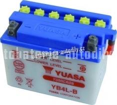 Motobaterie YUASA YUMICRON 12 V 4 Ah 56 A YB4L-B