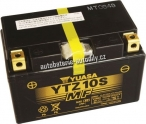 Motobaterie YUASA SUPER MF INTEGROVANÝ 12 V 8.6 Ah 190 A YTZ10S