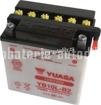 Motobaterie YUASA YUMICRON 12 V 11 Ah 160 A YB10L-B2