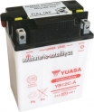 Motobaterie YUASA YUMICRON 12 V 12 Ah 165 A YB12C-A
