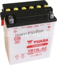 Motobaterie YUASA YUMICRON 12 V 14 Ah 190 A YB14L-A