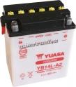 Motobaterie YUASA YUMICRON 12 V 14 Ah 190 A YB14L-A2