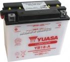 Motobaterie YUASA YUMICRON 12 V 18 Ah 235 A YB18-A