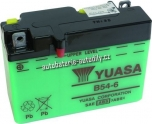 Motobaterie YUASA STANDARD 6 V 12 Ah B54-6
