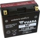 Motobaterie YUASA SUPER MF 12 V 10 Ah 180 A YT12B-BS