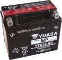 Motobaterie YUASA SUPER MF 12 V 10 Ah 180 A YTX12-BS