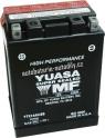 Motobaterie YUASA SUPER MF 12 V 12 Ah 210 A YTX14AH-BS