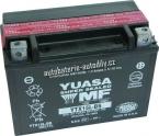 Motobaterie YUASA SUPER MF 12 V 15 Ah 230 A YTX15L-BS