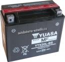 Motobaterie YUASA SUPER MF 12 V 18 Ah 270 A YTX20L-BS