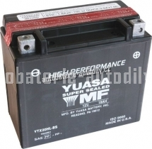 Motobaterie YUASA SUPER MF 12 V 18 Ah 310 A YTX20HL-BS