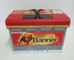 Autobaterie BANNER POWER BULL PROFESIONAL 12V P77 40  680 A