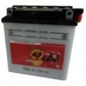 Motobaterie BANNER BIKE BULL  STANDARD 12 V 5 Ah 50512 YB5L-B