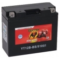 Motobaterie BANNER BIKE BULL AGM + SLA 12 V 10 Ah 160 A 51001 YT12B-BS