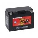 Motobaterie BANNER BIKE BULL AGM + SLA 12 V 11.2 Ah 230 A 51101 YTZ14S